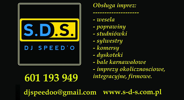 S.D.S. DJ SPEED'O