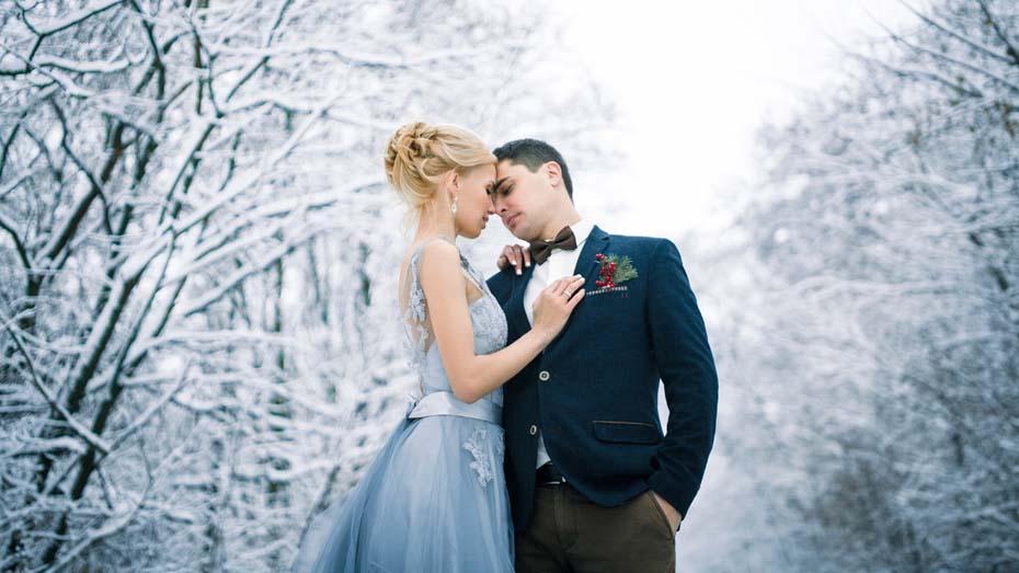 ślub Zimą Pan Młody