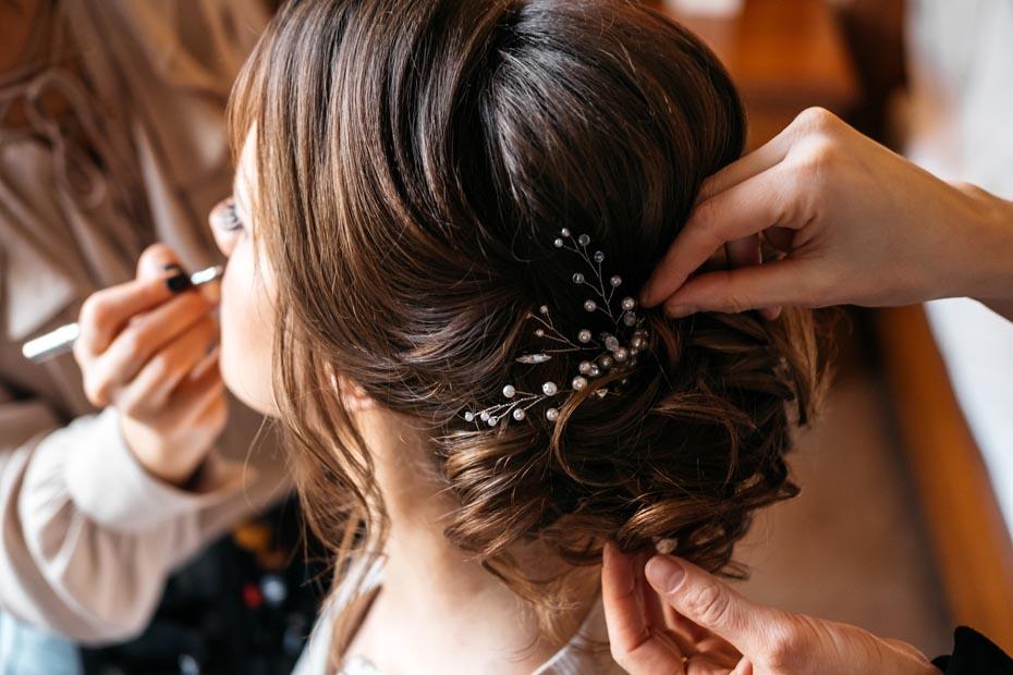 O Styles Hair Salon: Fryzury ślubne 2018