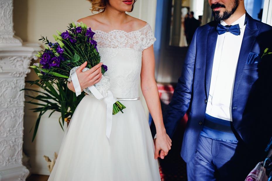 Tańsza Suknia ślubna