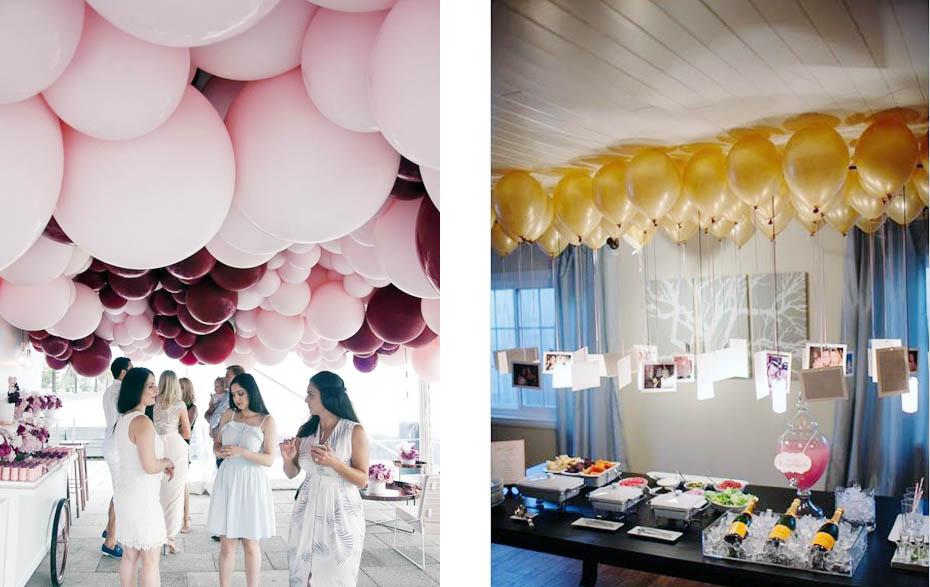 Dekoracje Z Balonów