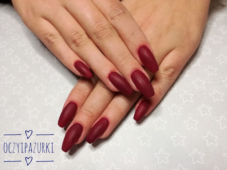 Manicure Trendy Jesieńzima