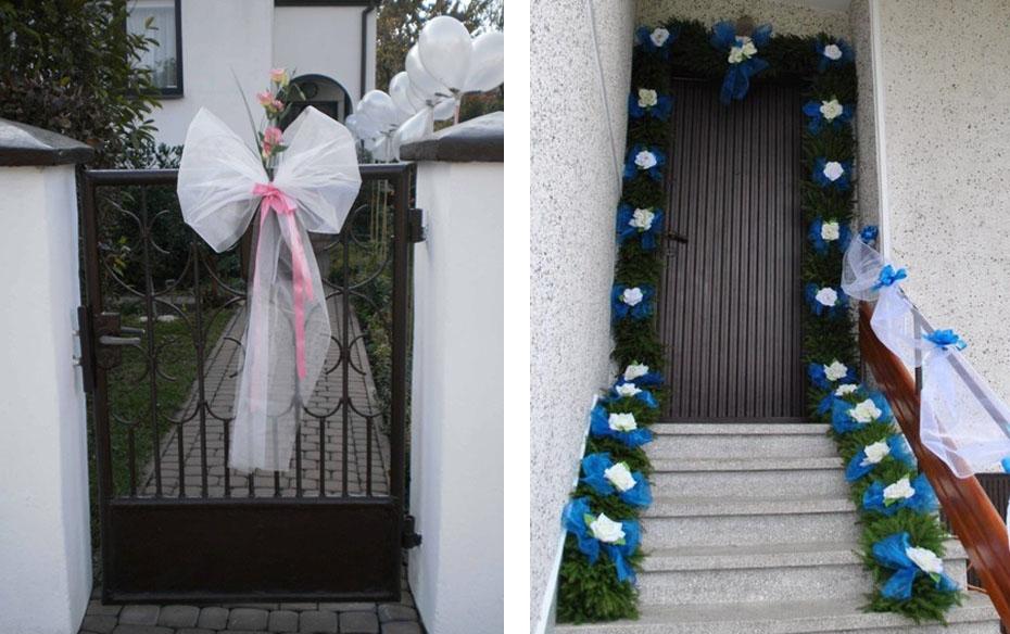 Dekoracja Domu Na ślub Porady Targi ślubne Strefa Narzeczonych