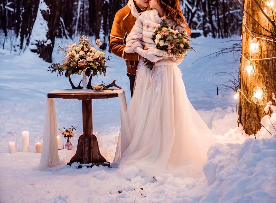 ślub Zimą Za I Przeciw