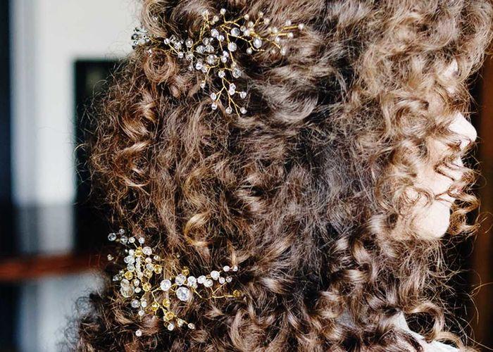 Fryzury Włosy Kręcone
